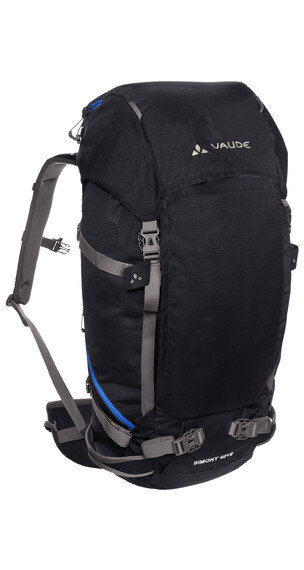 VAUDE Simony 40+8 Backpack black